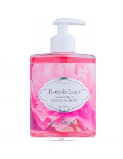 Жидкое мыло «Нежность пиона. Fleurs De France», 500г