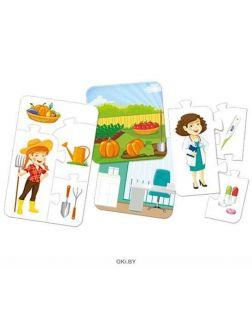«Профессии» - развивающая настольная игра