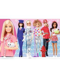 Пазл «Барби. Можешь быть тем, кем хочешь» (100 элементов)