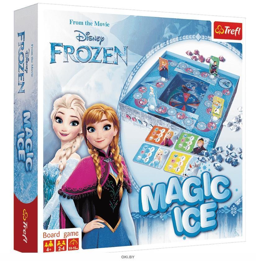 «Холодное сердце. Волшебный лед» - детская настольная игра