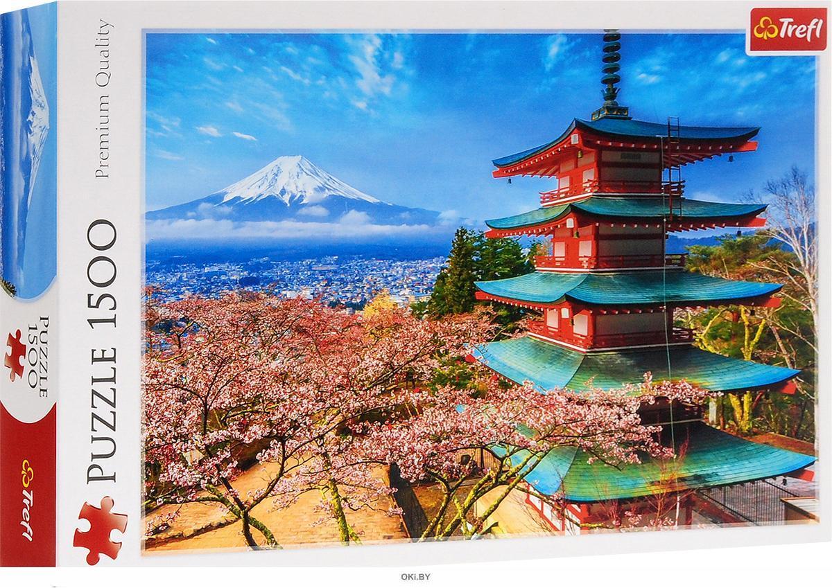 Пазл «Гора Фудзи» (1500 элементов)