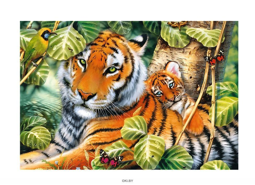 Пазл «Два тигра» (1500 элементов)