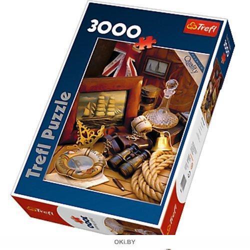 Пазл «Морские истории» (3000 элементов)