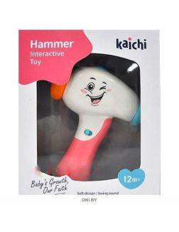 Детская развивающая игрушка «Молоточек»