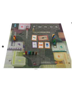 «Очередь» - семейная настольная игра
