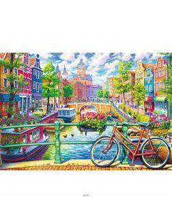 Пазл «Амстердамский канал» (1500 элементов)