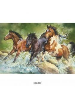Пазл «Лошади» (1500 элементов)
