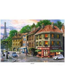 Пазл «Улица в Париже» (6000 элементов)