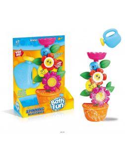Цветочек - набор для купания в ванной (арт. 9909A)