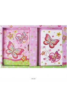 Набор подарочный «Darvish» (блокнот, 4 открытки, 4 конверта)