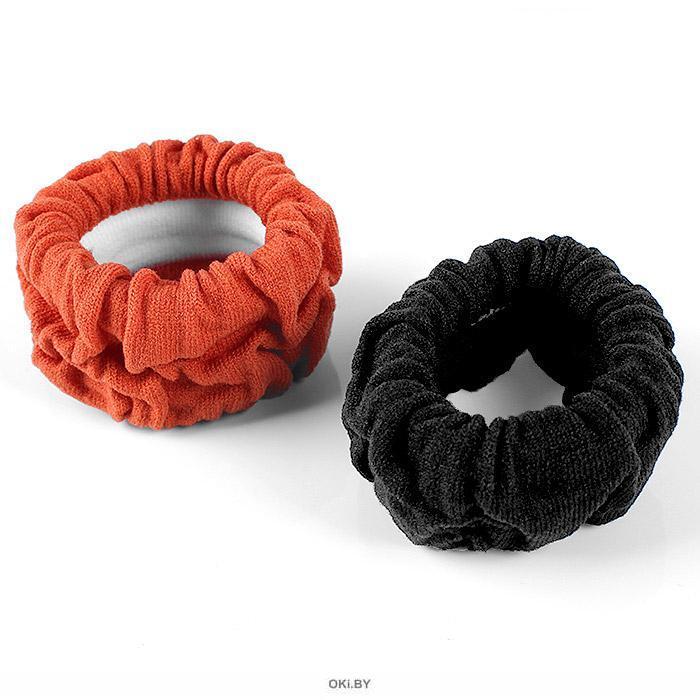 Резинки для волос в наборе 2шт , цвет ассорти (арт. 033413)