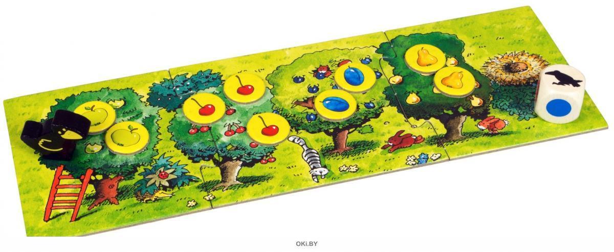Каркуша. Маленький сад - развивающая игра