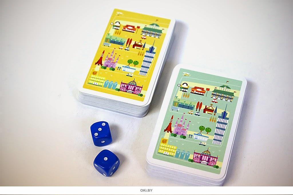 Мачи Коро - настольная игра