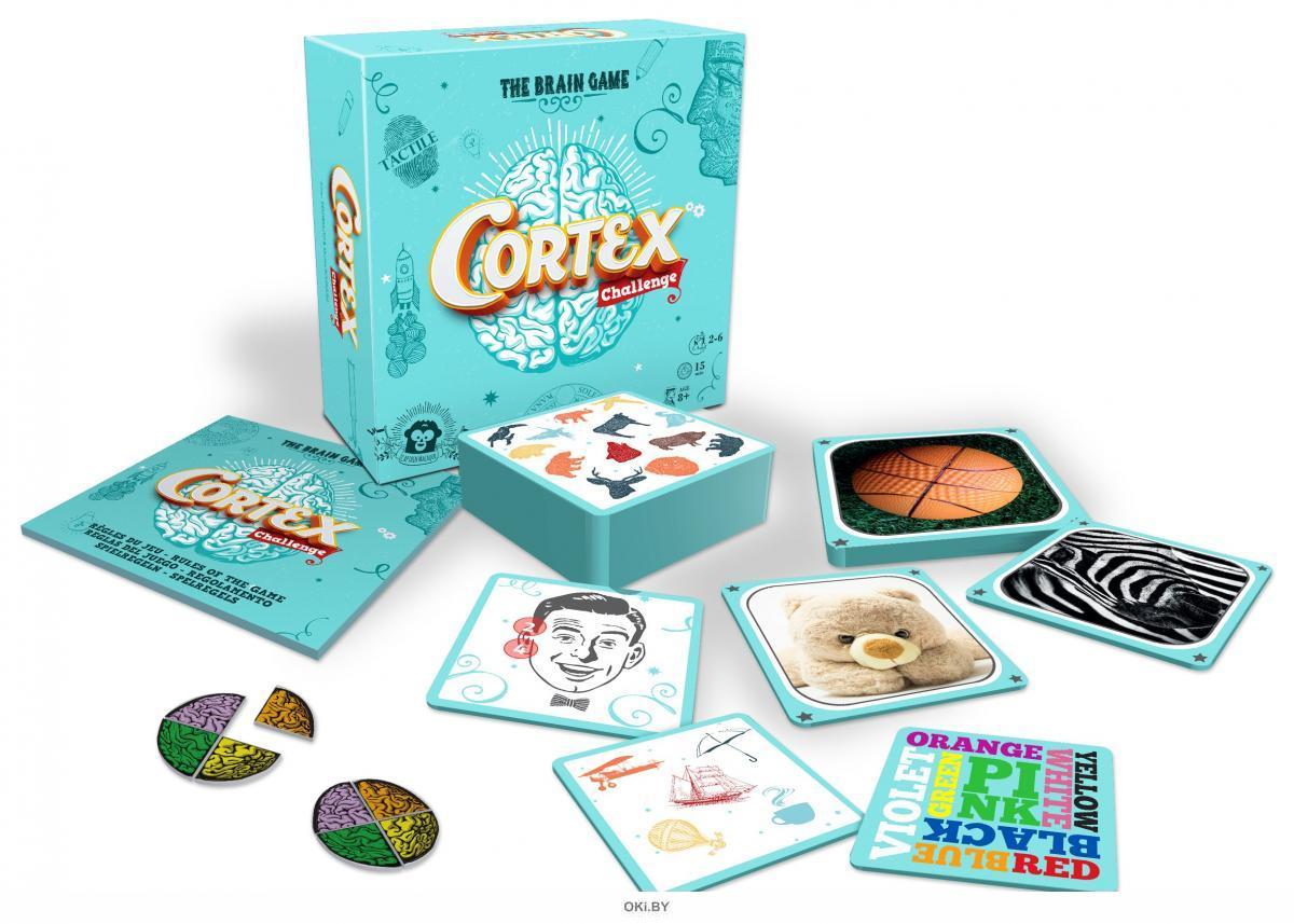 Кортекс - настольная игра