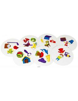 Игрушки - детская настольная игра