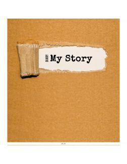 Мои истории - ежедневник недатированный (eks)