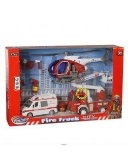 Набор игровой «Пожарная служба» (9929C, maya toys)