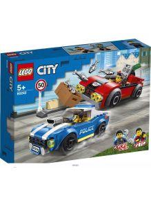 Арест на шоссе (Лего / Lego city)