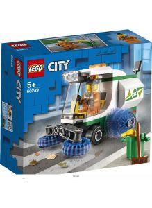 Машина для очистки улиц (Лего / Lego city)