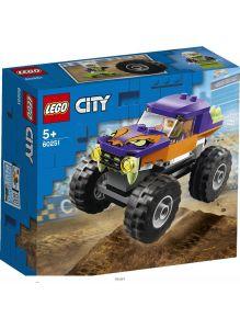 Монстр-трак (Лего / Lego city)