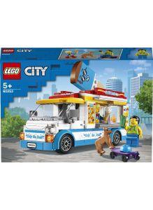 Грузовик мороженщика (Лего / Lego city)