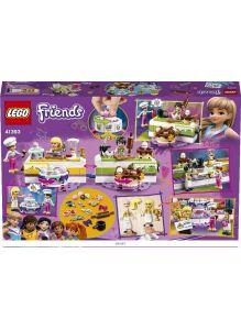 Соревнование кондитеров (Лего / Lego friends))