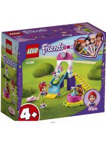 Игровая площадка для щенков (41396, Лего / Lego friends)