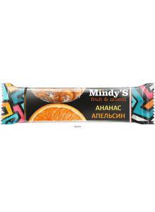 Батончик Mindy'S «Ананас-Апельсин»