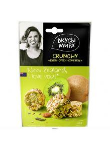 Crunchy Киви-орехи-семечки