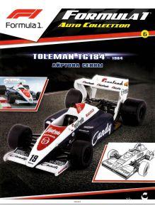 Автоколлекция Формула 1 / Formula 1 Auto Collection № 6