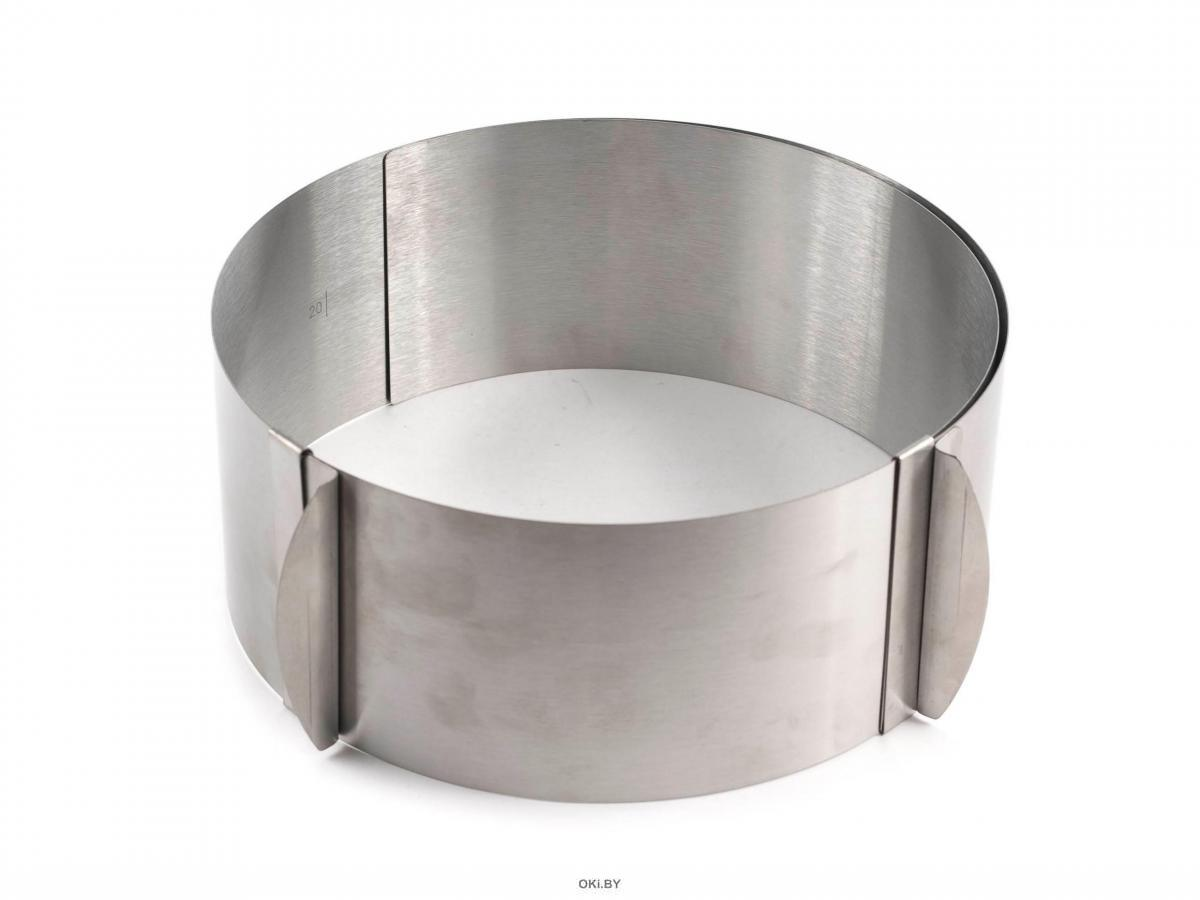 ФОРМА ДЛЯ ТОРТА металлическая разъемная 16-30 см (арт. 263901)