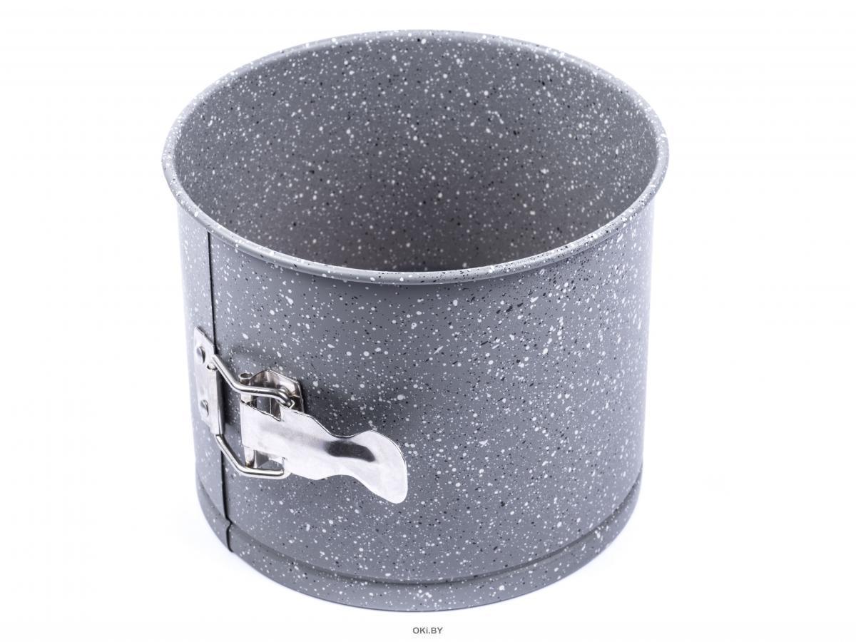ФОРМА ДЛЯ ВЫПЕКАНИЯ ТОРТА металлическая с антипригарным покрытием со съемным дном 16*13 см (арт. CB3104-L, код150472)