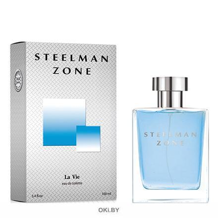 Steelman Zone - туалетная вода для мужчин 100 мл (Стилмэн Зоун)