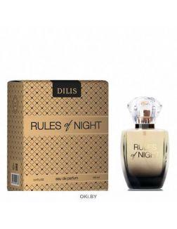 Rules of Night / Рулс оф Найт - парфюмерная вода для женщин 100 мл