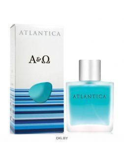 Туалетная вода унисекс «Alpha&Omega / Альфа и Омега» (серия Atlantica / Атлантика) 100 мл