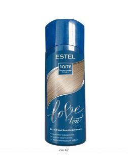 Перламутровый блондин тон 10/76 - оттеночный бальзам для волос ESTEL LOVE TON