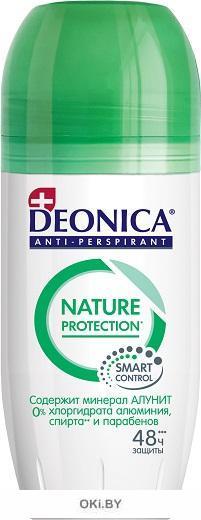 Антиперспирант Nature Protection 50мл, роликовый (А DEONICA)