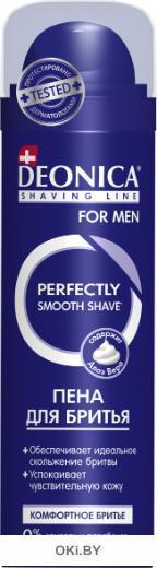 Пена для бритья Комфортное бритье 240мл (А DEONICA FOR MEN)