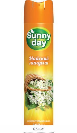 Майский ландыш - освежитель воздуха SUNNY DAY 300 мл