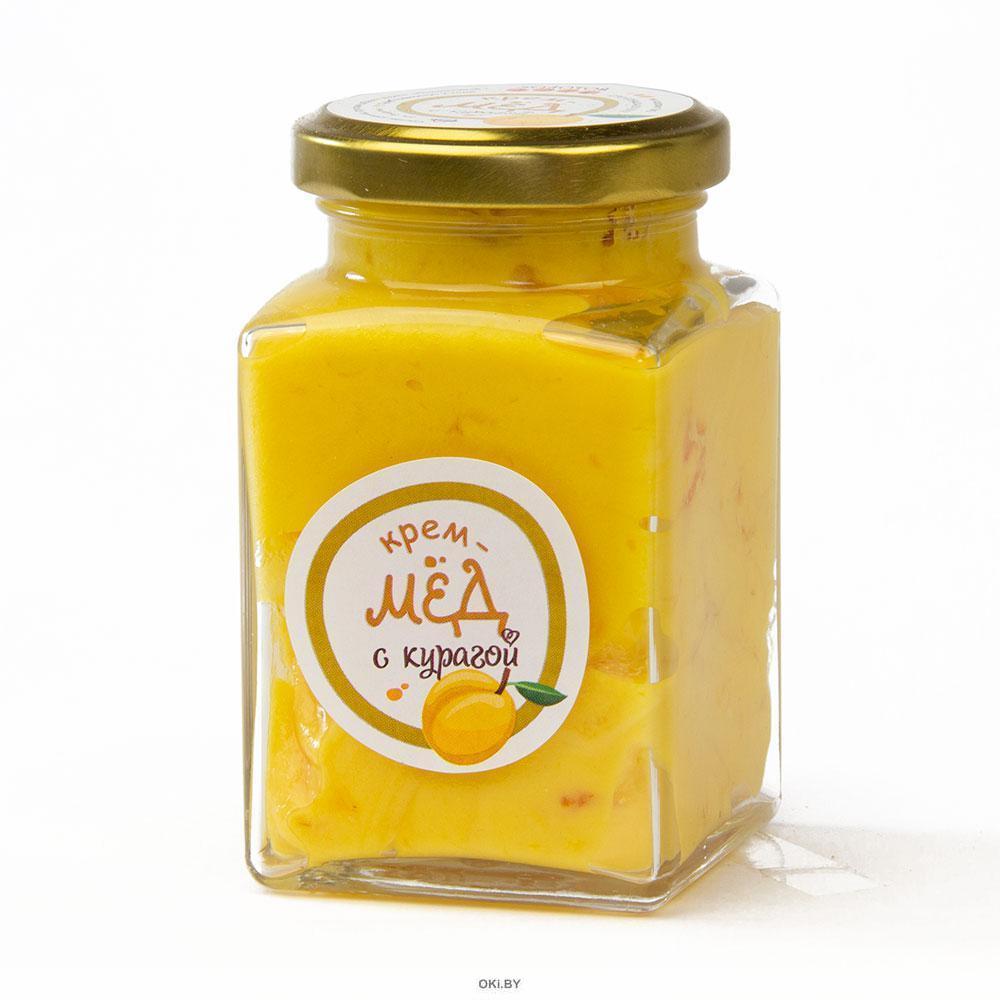 Крем-мёд с Курагой 300 г