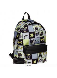 Young Style - рюкзак Hatber BASIC 30Х41Х13 см полиэстер 1 отделение 1 карман