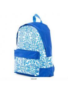 Магия узоров - рюкзак Hatber BASIC 30Х41Х13 см полиэстер 1 отделение 1 карман