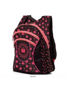 MiMicat - рюкзак Hatber BASIC PLUS 30Х38Х15 см полиэстер 2 отделения 1 карман