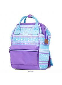 Shabby chic - рюкзак Hatber Sacvoyage 35х23х14 см 1 отделение, 1 карман и 1 потайной карман