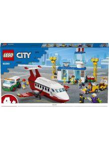 Городской аэропорт (Лего / Lego city)