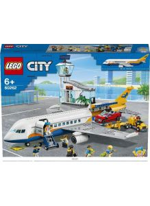 Пассажирский самолёт (60262, Лего / Lego city)