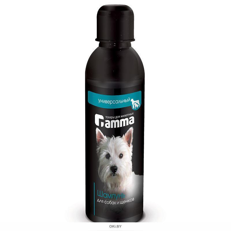 Шампунь для собак и щенков универсальный 250мл