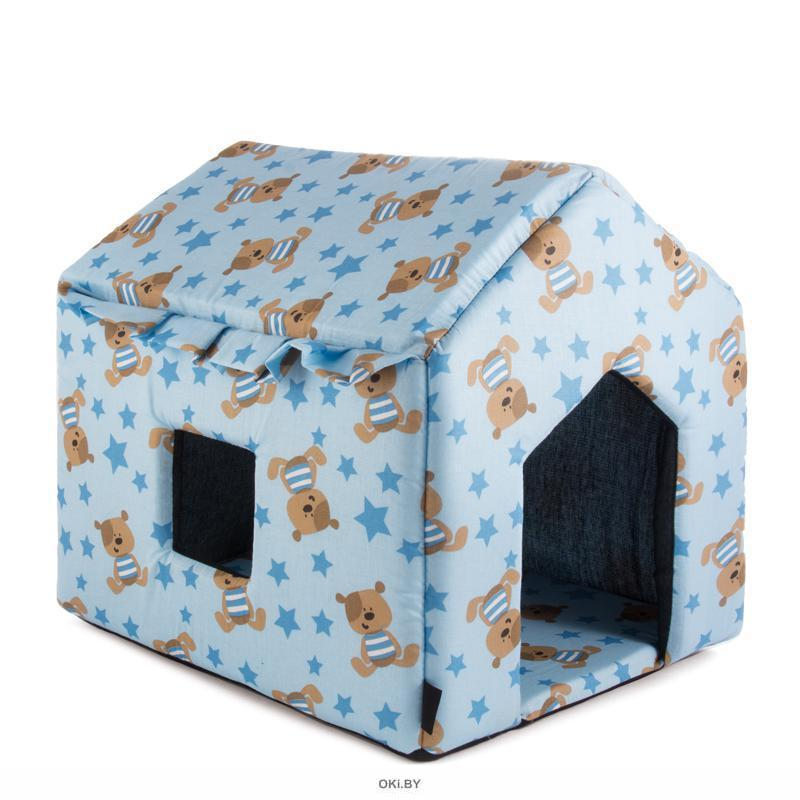 Избушка - дом 360х400х380 мм, цвета в ассортименте