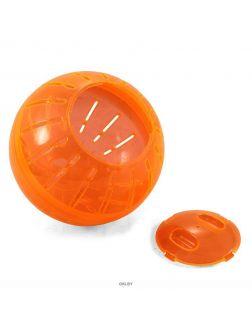 Прогулочный шар для мелких животных M, d140 мм