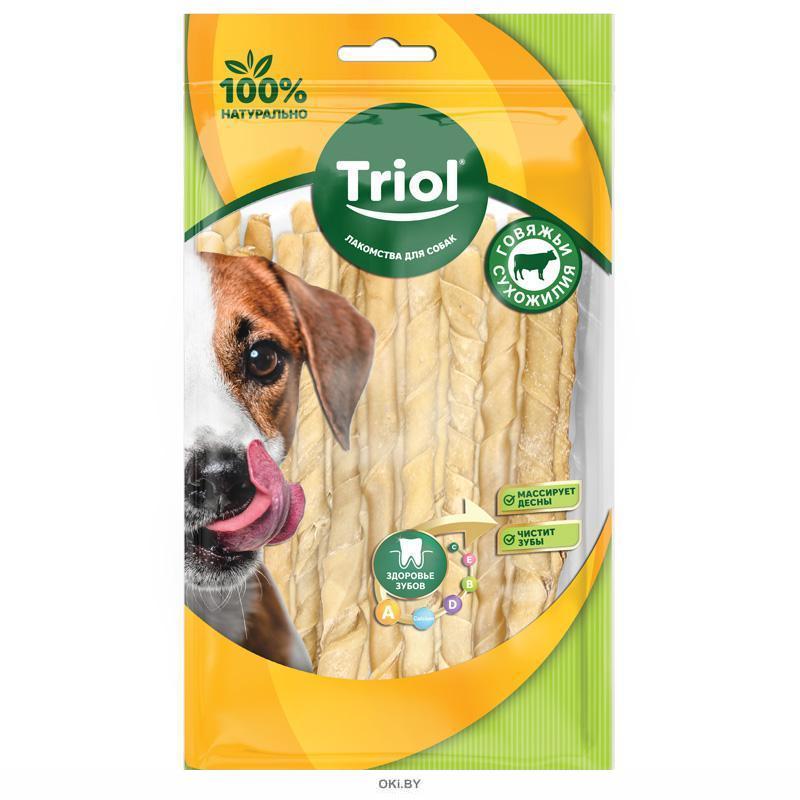 Палочки для собак крученые, 12,5 см, 7-8 г (уп. 15 штук)